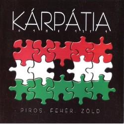 CD Kárpátia: Piros, fehér, zöld
