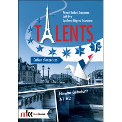 Talents 1. Cahier d'exercices A1-A2