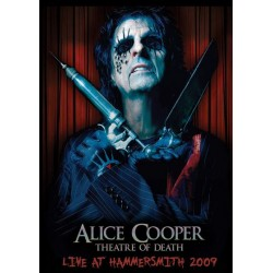Blu-ray Alice Cooper: Theatre Of Death - Live At Hammersmith 2009