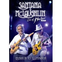 Blu-ray Santana & McLaughlin: Invitation To Illumination - Live At Montreux 2011