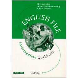 English File Intermediate Workbook
