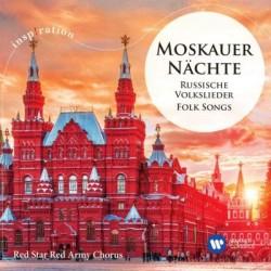 CD Red Star Army Chorus: Moskauer Nachte - Russische Volkslieder Folk Songs