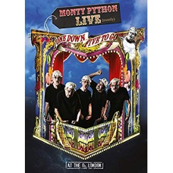 DVD Monty Python: Live (mostly) - One Down Five To Go