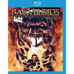 Blu-ray Black Veil Brides: Alive and Burning