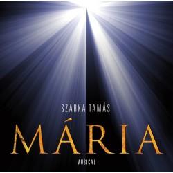 CD Szarka Tamás: Mária (2CD)
