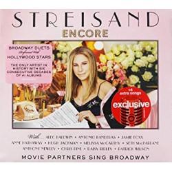 CD Barbra Streisand: Encore - Movie Partners Sing Broadway