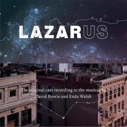CD David Bowie & Enda Walsh: Lazarus (2CD Digipak)