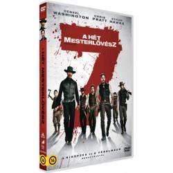 DVD A hét mesterlövész
