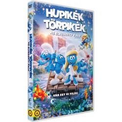 DVD Hupikék törpikék: Az elveszett falu