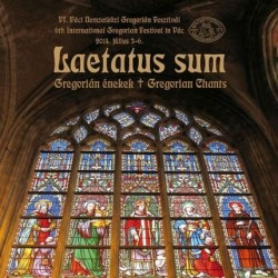 CD Gregorián énekek: Laetus Sum