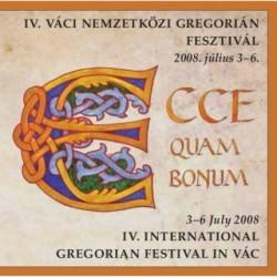 CD Gregorián énekek: Ecce Quam Bonum