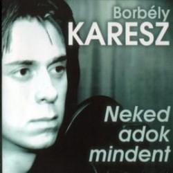 CD Borbély Karesz: Neked adok ma mindent