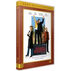 DVD Amerika kedvencei