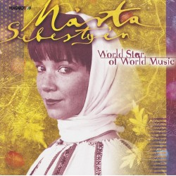 CD Sebestyén Márta: World Star