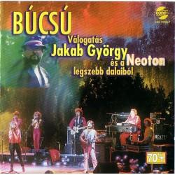 CD Neoton: Búcsú - Válogatás Jakab György és a Neoton legszebb dalaiból
