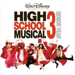 CD High School Musical 3 + DVD