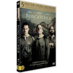 DVD Foxcatcher