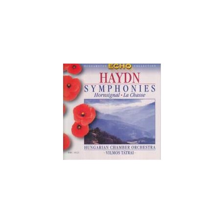 CD Haydn: Symphonies (Hornsignal, La Chasse)