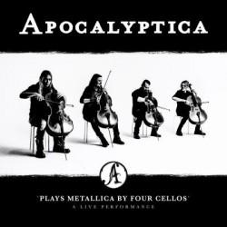 CD Apocalyptica: Plays Metallica by Four Cellos - A Live Performance (2CD+DVD Digipak)