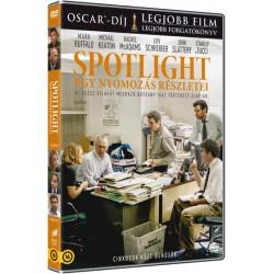 DVD Spotlight - Egy nyomozás részletei