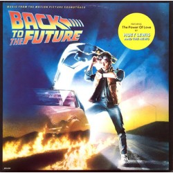 CD Back To The Future: Music From The Motion Picture