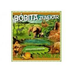 CD Bóbita zenekar: Képzeletünk szárnyán