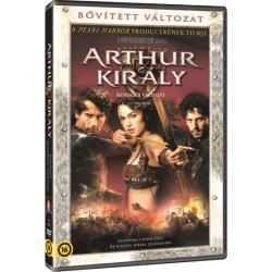 DVD Arthur király (bővített, rendezői változat)
