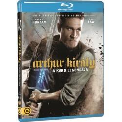 Blu-ray Arthur király: A kard legendája