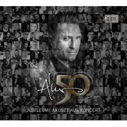 CD Ákos: 50 (Digipak 2CD)