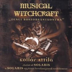 CD Kollár Attila: Musical Witchcraft III. - Zsoltárok és filmzene