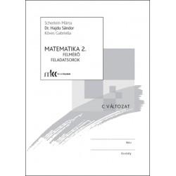 Felmérő feladatsorok matematika 2. osztály C változat