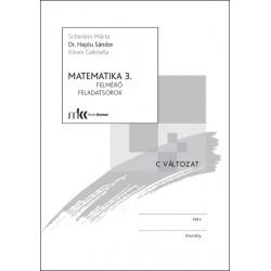 Felmérő feladatsorok matematika 3. osztály C változat
