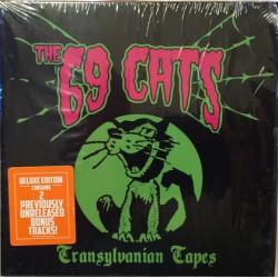 CD The 69 Cats: Transylvanian Tapes (Limited Digipak)