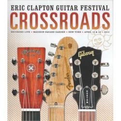 Blu-ray Eric Clapton: Crossroads - Eric Clapton Guitar Festival 2013 (2 Blu-ray)
