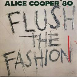 LP Alice Cooper: Flush The Fashion (Limited Green Swirl Vinyl)