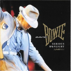 CD David Bowie: Serious Moonlight (Live '83) (2018 Remaster - 2CD)