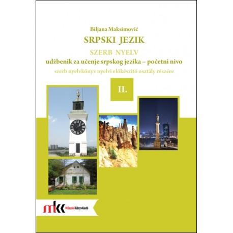 Srpski Jezik II. (Szerb nyelvi előkészítő II.)