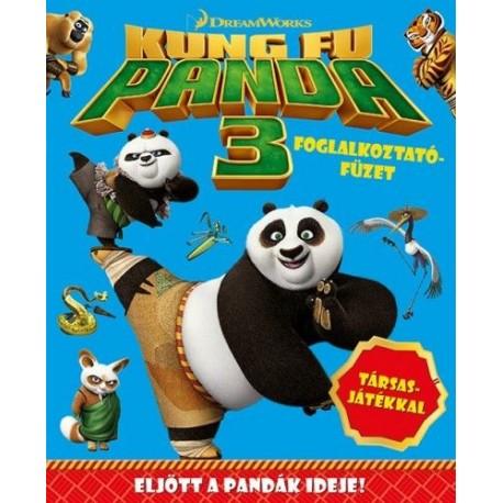 DreamWorks - Kung Fu Panda - 3. foglalkoztatófüzet