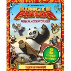 DreamWorks - Kung Fu Panda foglalkoztatófüzet