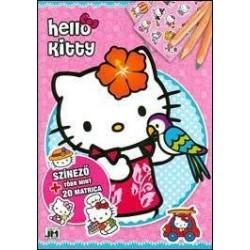 Hello Kitty Színező