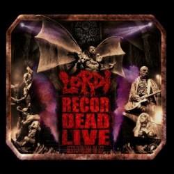 Blu-ray Lordi: Recordead Live - Sextourism In Z7 (Blu-ray+2CD Digipak)