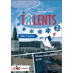 Talents 2. Cahier d'exercices A2-B1