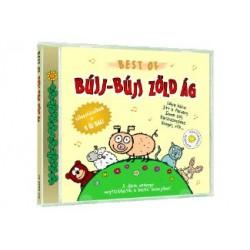 CD Best of Bújj-bújj zöld ág