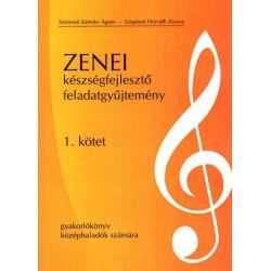 Zenei készségfejlesztő feladatgyűjtemény 1. kötet
