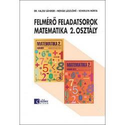 Felmérő feladatsorok matematika 2. osztály A,B változat