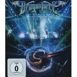 Blu-ray Dragonforce: In The Line Of Fire