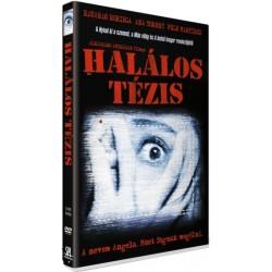 DVD Halálos tézis