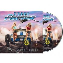 CD Steel Panther: Heavy Metal Rules (Softpak)