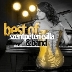 CD Best of Szentpéteri Csilla & Band
