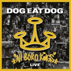 CD Dog Eat Dog: All Boro Kings Live (CD+DVD Digipak)